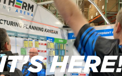Dantherm Arena Launch!