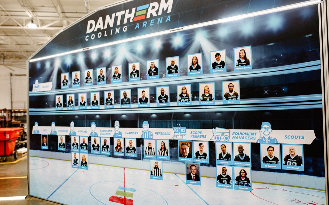 True Teamwork in the Dantherm Arena